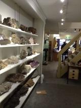 mineralen in Gelders Geologisch museum