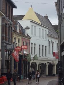 Weverstraat zijgevel