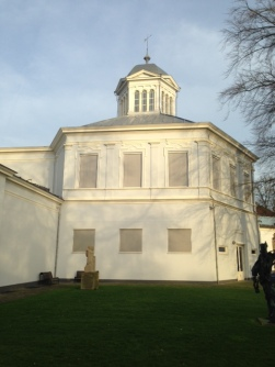 Koepel Museum Arnhem