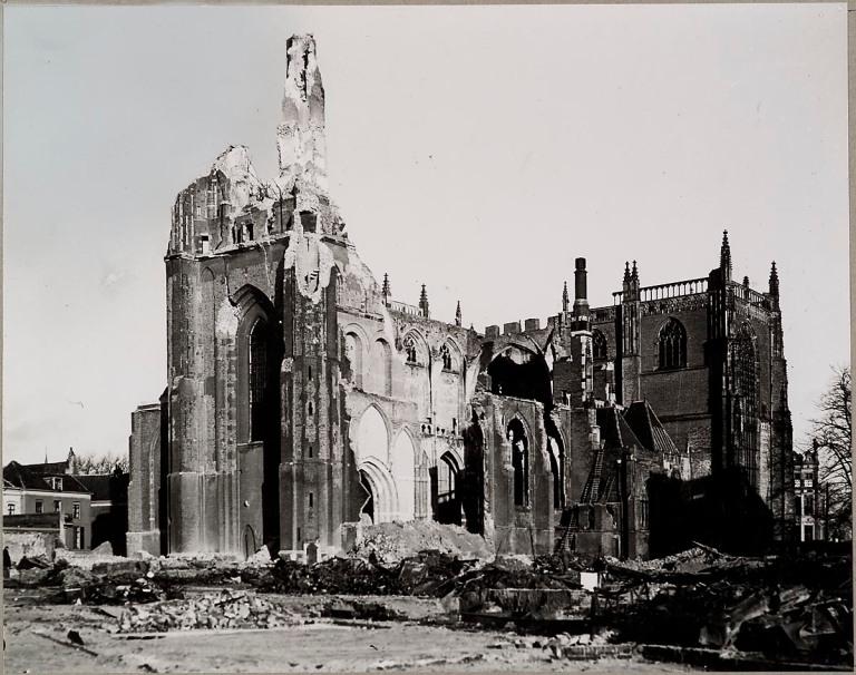 Eusebiuskerk 1944