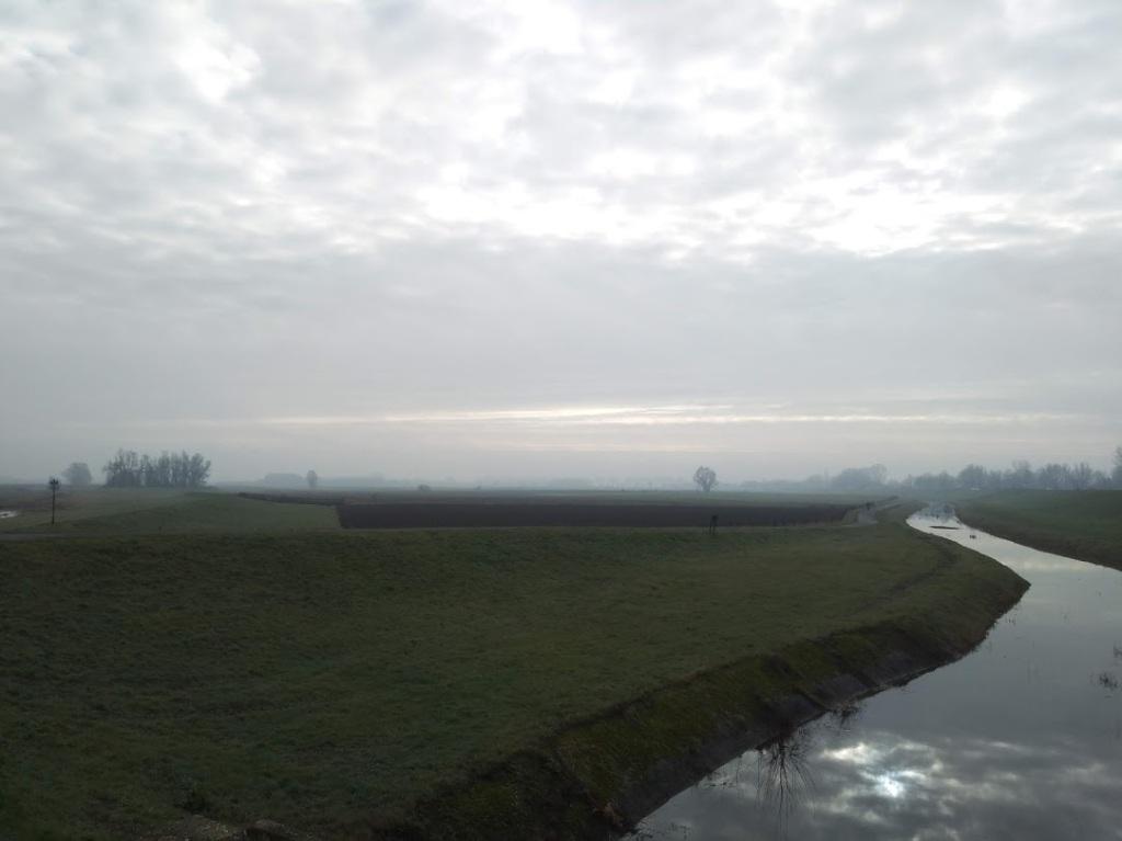 Arnhem-Zuid moet er eeuwenlang ongeveer hebben uitgezien als de Huissense Waarden.